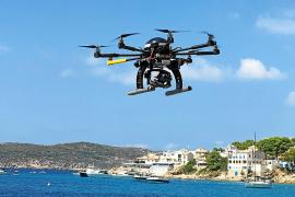 El Consell de Mallorca utilizará drones para detectar construcciones ilegales en suelo rústico