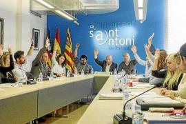 La junta de personal de Sant Antoni desmiente que el Consistorio vaya a subir el sueldo a sus funcionarios