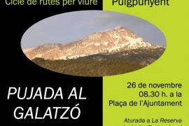 Excursión guiada al Puig de Galatzó