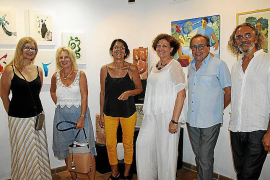 Exposición 'Summer days' en Art Mallorca