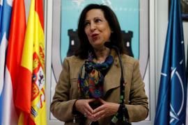 Margarita Robles respalda un 'Plan Marshall' para África