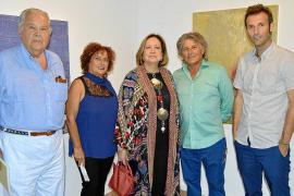 Amador presenta su obra en Pollença
