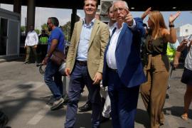 Pablo Casado dice que exhumar los restos de Franco reabre viejas heridas