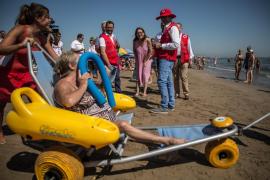 El hombre de 385 kilos de Valencia será reubicado en una residencia adaptada