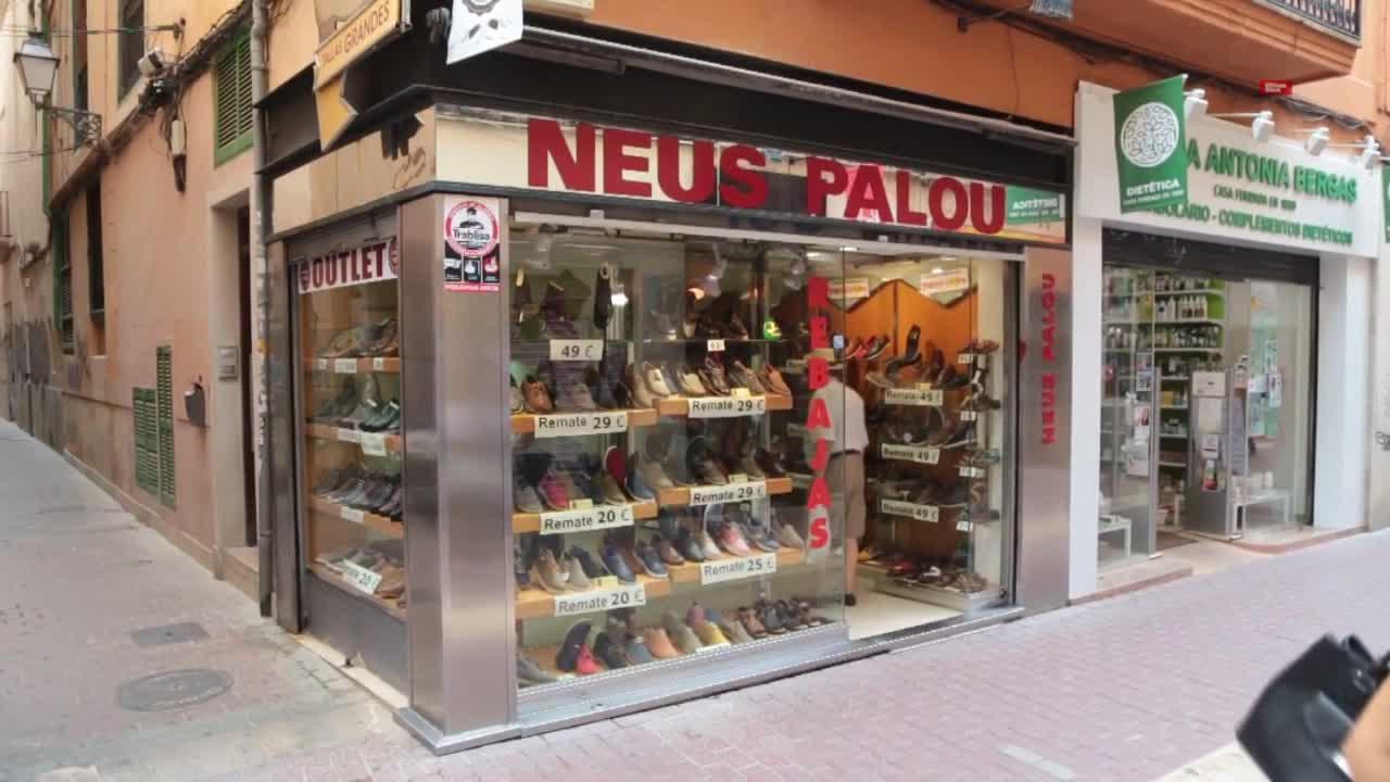Miquel Riera, de Calçats Neus Palou: «La gente no viene a comprar a Palma por los problemas para aparcar»