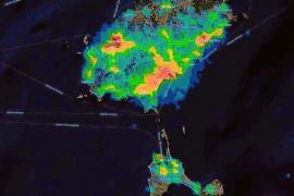 La AAE presenta una propuesta para luchar contra la contaminación lumínica en Ibiza