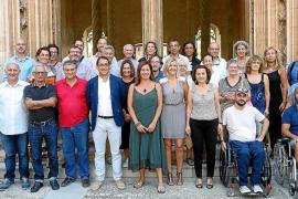 El Govern prepara una ley pionera en España sobre el tercer sector