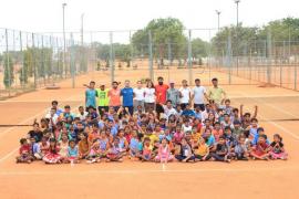 De Manacor a la India con Rafael Nadal