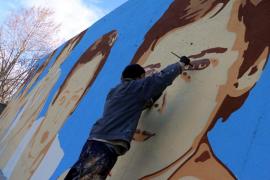 El artista Joan Aguiló decorará el aparcamiento Comtat del Rosselló