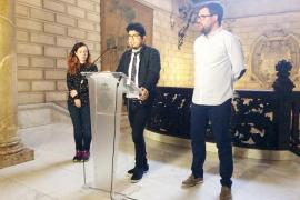 El Pacte que gobierna en Cort no se plantea cesar al regidor Aligi Molina