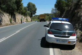 Detenidos en Belinchón (Cuenca) dos ocupantes de un coche que circulaban con un cadáver