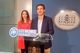 El PP de Baleares reitera su voluntad de eliminar la ecotasa durante la temporada baja