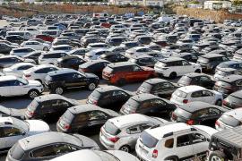 Baleares pondrá freno en 2025 a la circulación de coches diésel