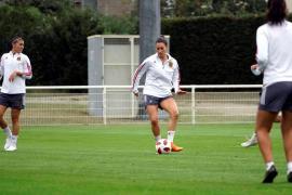 La mallorquina Patri Guijarro es elegida mejor jugadora del Mundial
