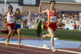 Los españoles Llorenç Salas y Solange Pereira ganan el oro en 1.500 metros