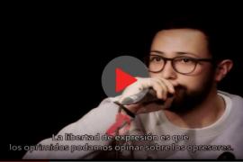 Valtonyc presenta su nuevo tema: 'Apología Nazional'