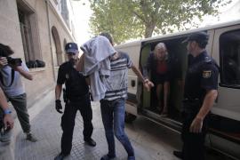 Alcohol, lujos y fiestas en el yate HCH-X interceptado en Baleares con 336 kilos de cocaína