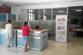 Las ofertas de trabajo que gestiona el SOIB aumentan un 71 % en tres años