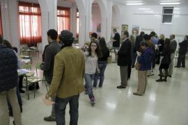 La participación en Balears es siete puntos menor que en el resto de España