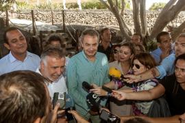 Zapatero, sobre la exhumación de Franco «Un dictador no puede estar en un lugar de honor»