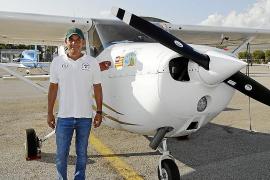 Jaime Colombás, empresario con una pasión de altos vuelos
