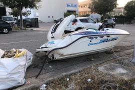 ASIMA critica la «exposición de barcas» en Can Valero