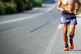 El hombre récord de los 100 maratones en 100 días