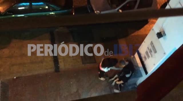 Vídeo | Así actúan los carteristas en Sant Antoni