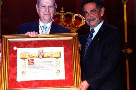 Fallece a los 94 años Alfonso Osorio, vicepresidente de Suárez