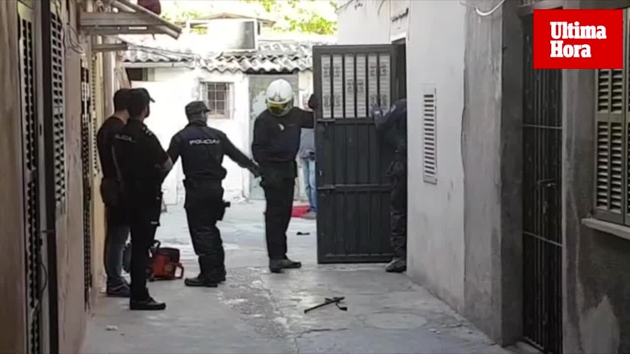 Operación antidroga en La Soledad contra el clan de 'El Pablo'