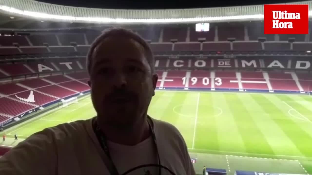 Carlos Román analiza desde Madrid el triunfo del Real Mallorca