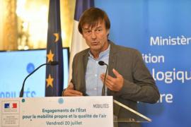 Dimite el 'número 3' del gobierno francés, incapaz de cambiar «el modelo dominante» que destruye el medio ambiente