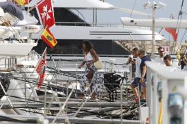 Michelle Obama repite Mallorca como destino para sus vacaciones