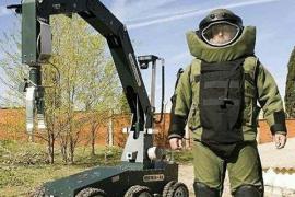 Un vecino halla 63 kilos de goma 2 y 288 detonadores en una mina abandonada