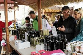 Feria atípica en Caimari y Llubí