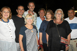 Fiesta sorpresa para Bernat Bosch en Establiments