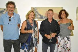 Menéndez Rojas presenta su obra en Can Picafort