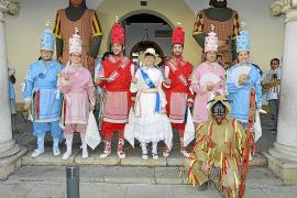 Baile de Cossiers en Alaró