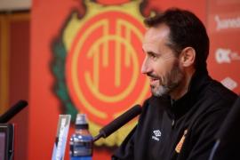 Vicente Moreno evita la euforia: «Solo hemos ganado dos partidos»