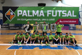 Fiebre por el Palma Futsal