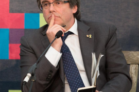 Puigdemont no podrá corregir el error en la traducción de las declaraciones de Llarena hasta estar ante el juez