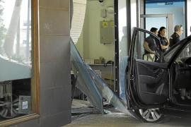 La Policía intensifica las investigaciones para identificar a los autores del alunizaje en Ibiza