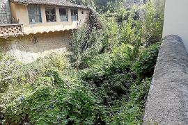 El Ajuntament de Sóller rechaza que el Govern limpie un torrente por no hacerse de forma sostenible