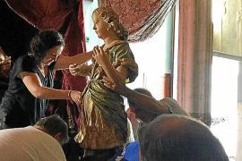 Los 'llits' de la Mare de Déu enfrentan a los restauradores y Patrimoni Històric