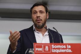 El PSOE acusa a Cs de «alimentar el conflicto» al retirar lazos amarillos