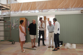 Moneo, en Palma, para exponer el proyecto de reforma de la Fundació Pilar i Joan Miró