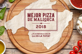 Un concurso busca la mejor pizza de Mallorca 2018