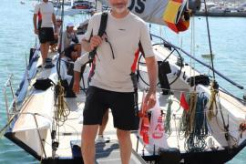 Felipe VI participará por primera vez en la Copa del Rey de Barcos de Época, en Maó