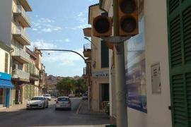 Vandalismo en Felanitx durante la celebración de Sant Agustí