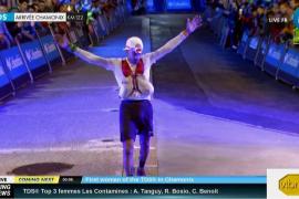Castanyer roza el podio en Chamonix